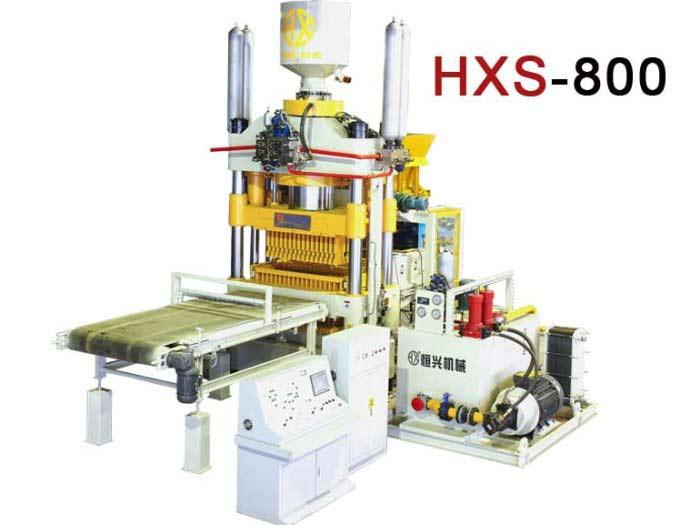 HXS800 Sand-lime Brick Machine