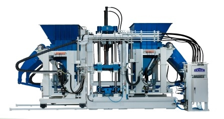 Fully Automatic Single Pallet Machine