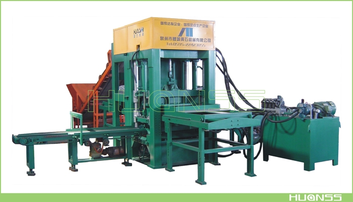 Huanss QT4-15 Block making machine