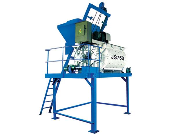 JS750 concrete mixer cement mixer