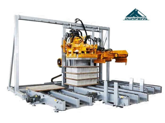 Qunfeng brick pallets separator composite palletizer