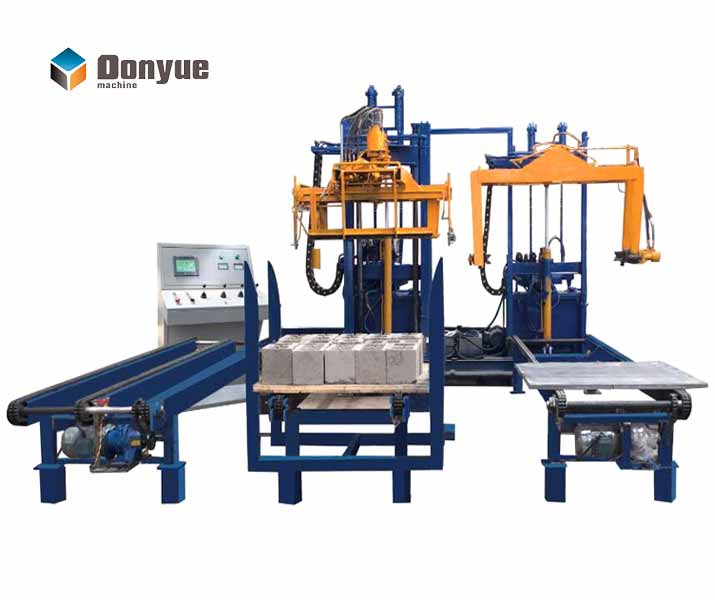 Dongyue machinery brick pallets separator