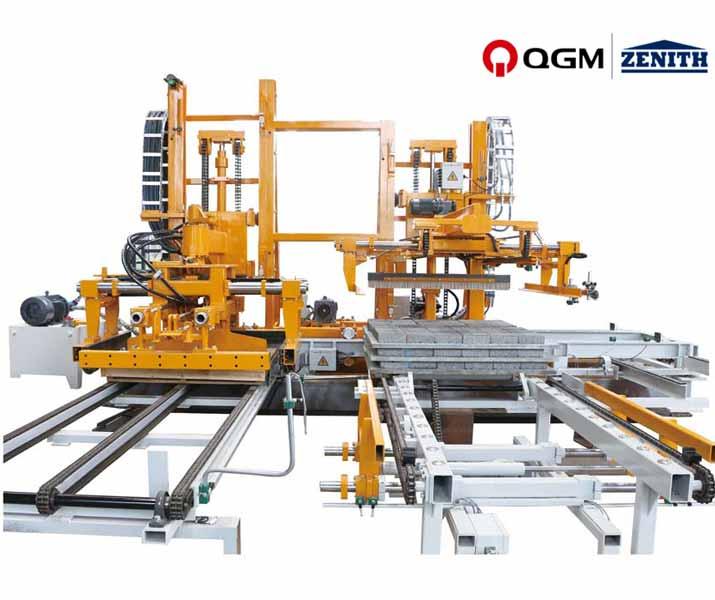 QGM cantilever brick pallets separator