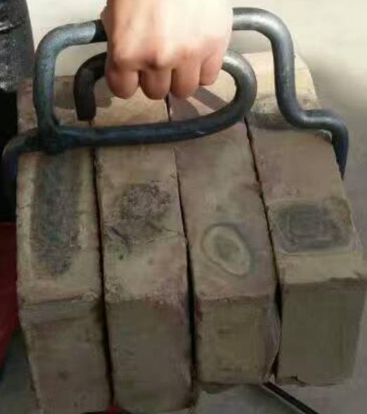 brick clamps Brick lifting tong